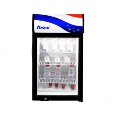 Enfriador vertical de botellas 2.4 pies³ de capacidad  CTD-3S