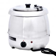 Olla para conservación de sopa caliente con capacidad de 10 Lt. AT51588S