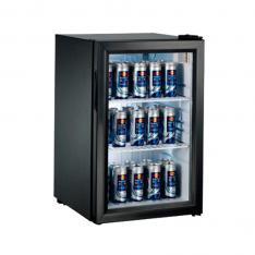 Enfriador vertical de botellas de 2.4 pies³ CTD-3