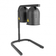 Lámpara de conservación negra. DL2112-B