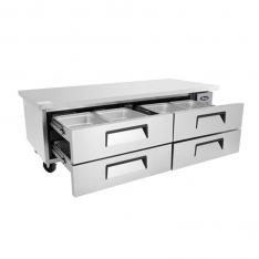 Base refrigerada para colocar equipos de cocción MGF8454GR