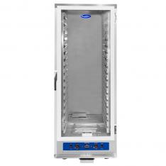 Gabinete de fermentación para 18 charolas de 46 x 66 cm. ATHC-18