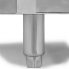 Estufón a gas de 1 sección. ATSP-18-1