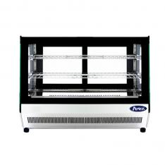 Vitrina refrigerada rectangular de mostrador de 160 Lts. de capacidad CRDS-56