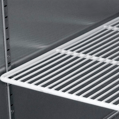 Refrigerador Vertical de 1 Puerta sólida, con 19.1 ft³ MBF8505GR * RVS-114-S