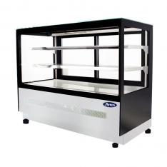 Vitrina refrigerada rectangular de piso, de 497 Lts. de capacidad WDF157F