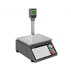 Báscula Electrónica Etiquetadora 30 kg BAET-30