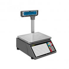 Báscula Electrónica Etiquetadora 30 kg con WiFi BAET-30X